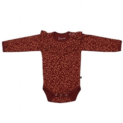 Kids-up Body - Russet red