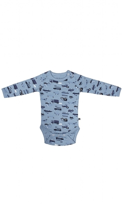 Kids-up Body - Air force blue