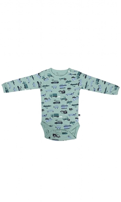 Kids-up Body - Desert green