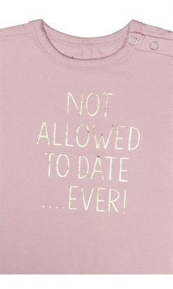 "Kids-up ""Not allowed to date... EVER"" Body - Rose"