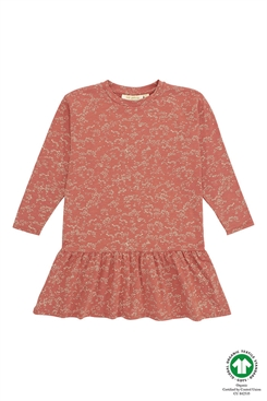 Soft Gallery Ezy Dress - Autumn Leaf, AOP Flowerdust
