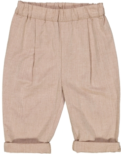 Wheat Trousers Nate - Caramel