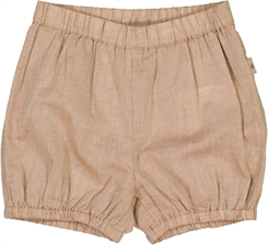 Wheat shorts Olly - Caramel
