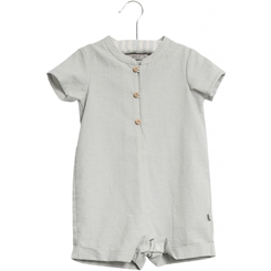 Wheat  Romper Oscar (Dusty dove)