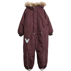 Wheat Snowsuit Moe Tech - Soft Eggplant