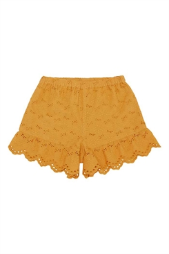 Soft Gallery Florie Shorts, Sunflower