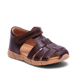 Bisgaard sandal - brown