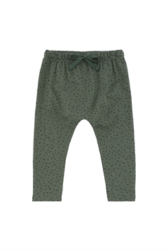 Soft Gallery Faura Pants - Dark Forest, AOP Trio Dotties