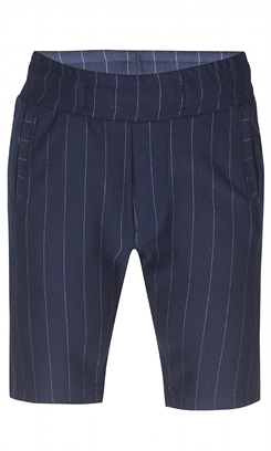 Kids-up Shorts Gavin - Navy stripes