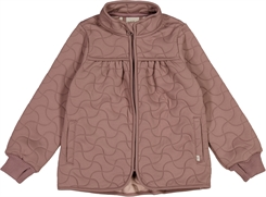 Wheat Thermo Jacket Thilde - Dusty Lilac