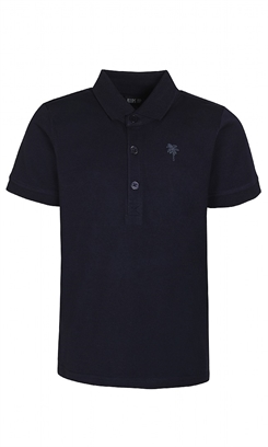 Kids-up polo - navy