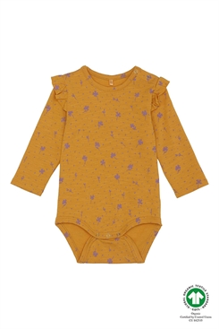 Soft Gallery Fifi Body, Sunflower, AOP Clover
