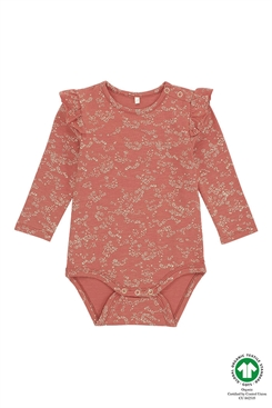 Soft Gallery Fifi Body - Autumn Leaf, AOP Flowerdust