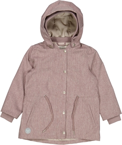 Wheat jacket Alba - Lavender melange