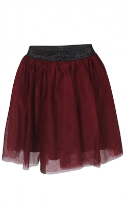 Kids-Up Tulle skirt - Russet Red