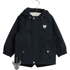 Wheat Valter jacket - Navy