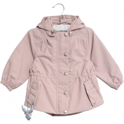 Wheat jacket Cornelia - Rose powder