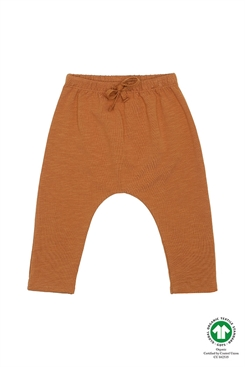 Soft Gallery Hailey Pants, Soft Owl - Pumpkin spice