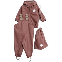 Wheat rainwear Charlie - Plum
