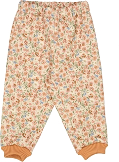 Wheat Thermo Pants Alex - Alabaster flowers
