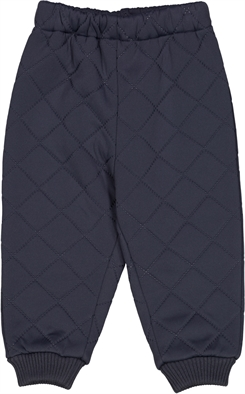 Wheat Thermo Pants Alex - Ink