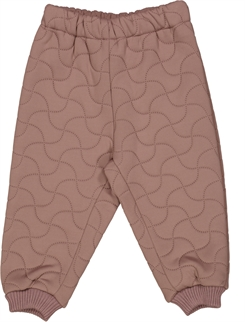 Wheat Thermo Pants Alex - Dusty Lilac