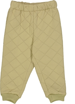 Wheat Thermo Pants Alex - Slate green