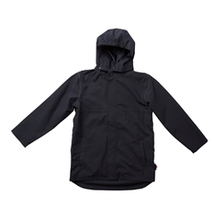 By Lindgren - Askild Rain Jacket - Anthracite