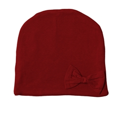 By Lindgren Beanie girl hue - Ruby Red