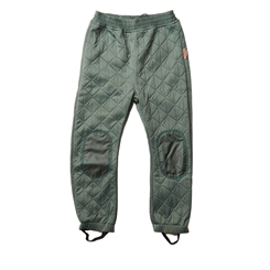 By Lindgren - Leif thermo pants - Pine Green