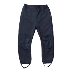By Lindgren - Leif thermo pants - Deep navy