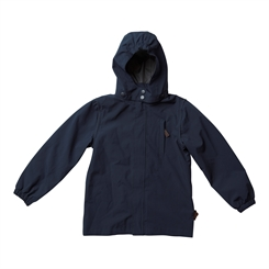 By Lindgren - Little Birk Rain Jacket - Deep navy