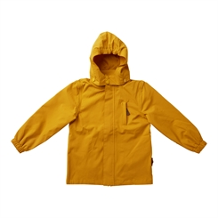 By Lindgren - Little Birk Rain Jacket - Rapeseed