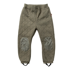 By Lindgren - Leif thermo pants - Dusty olive