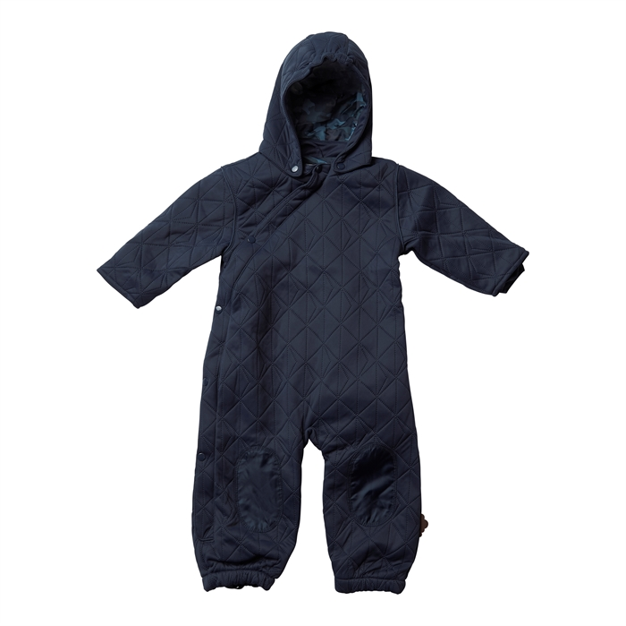 By Lindgren Loke thermo suit - Deep navy