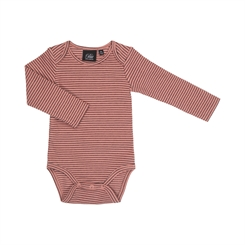 Sofie Schnoor body - Dusty rose stripes