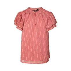 Sofie Schnoor Cate Blouse - Dusty rose
