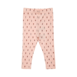 Sofie Schnoor Lily leggings - Cameo rose ice cream
