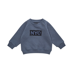Sofie Schnoor Sweat NYC - Middle blue