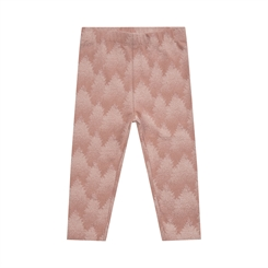 Sofie Schnoor Lily leggings - Rosy brown