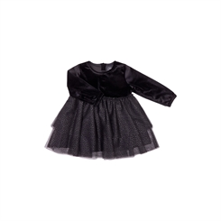 Sofie Schnoor Tasja dress  - Black