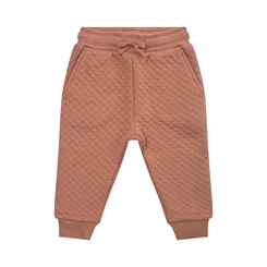 Sofie Schnoor Sweat pants Estralla - Rosy brown