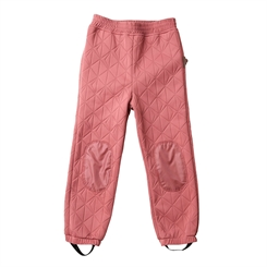 By Lindgren - Sigrid thermo pants - Raspberry