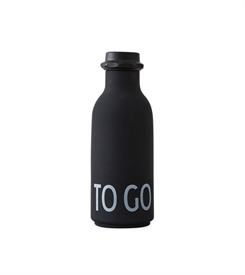 Design Letters to go water bottle (sort)