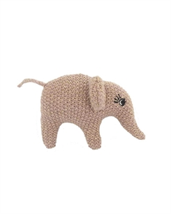 Smallstuff rangle - elefant (rose/gold)