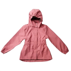 By Lindgren - Little Rigmor rain jacket - Raspberry